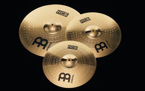 Meinl Set HCS Imperialstar Tama Drum Drums Batteria Piatti