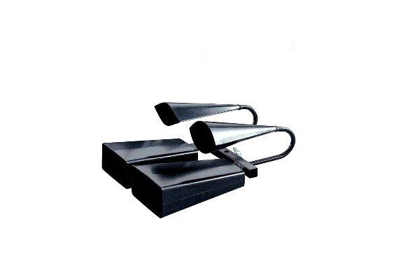 Peace Cowbell e Agogo Bell CB-7