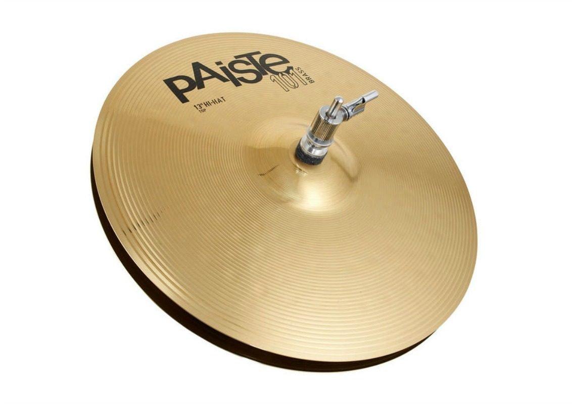 Paiste 101 Brass Hi-Hat 13