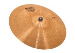 Paiste 2002 Black Big Beat 20