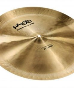 Paiste Formula 602 Modern Essentials China 18