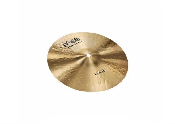 Paiste Formula 602 Modern Essentials Splash 10
