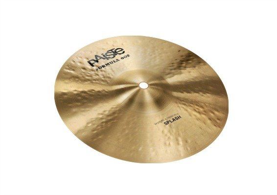 Paiste Formula 602 Modern Essentials Splash 8