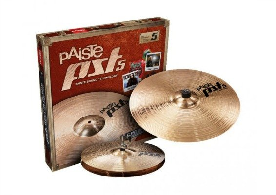 Paiste Pst5 Essential Set