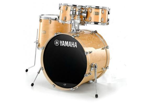 yamaha stage custom 20 batteria drums drum set