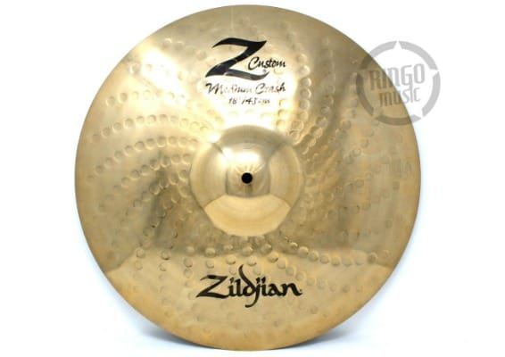 ae8e77bca62c Zildjian Z Custom Medium Crash 18