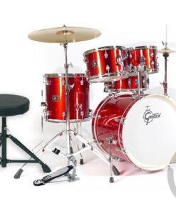 "Gretsch Energy 20"" + Hardware & Piatti Paiste hardware piatti inclusi drum drums batteria"