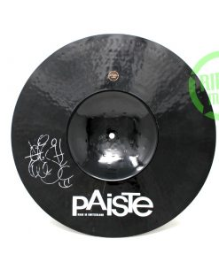 Paiste 2002 Black Psychoctopus Giga Bell Ride 18 Signature Aquiles Priester Cymbal Cymbals Piatto Piatti