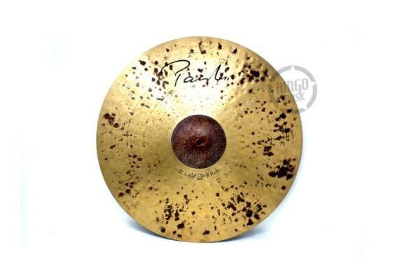 Paiste Signature Mark I Light Dark Ride 21 piatto cymbal