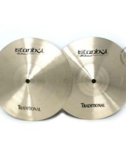 istanbul mehmet traditional hi-hat light medium heavy flat cymbal piatto
