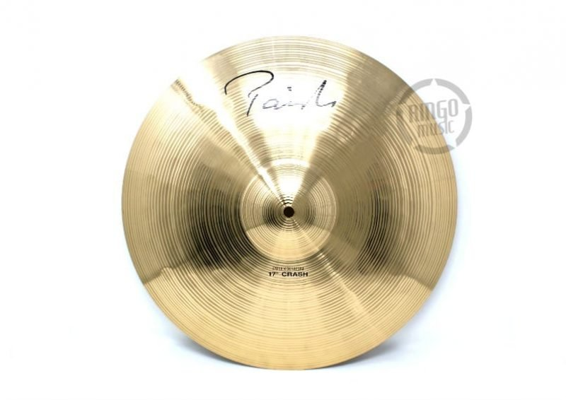 paiste signature precision crash 17 piatto cymbal