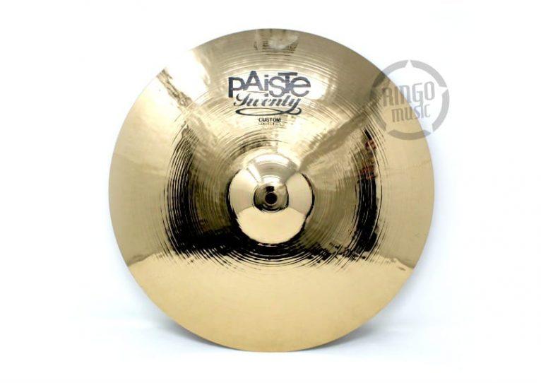 "Paiste Twenty Custom Collection Full Crash 16"" cymbal piatto"