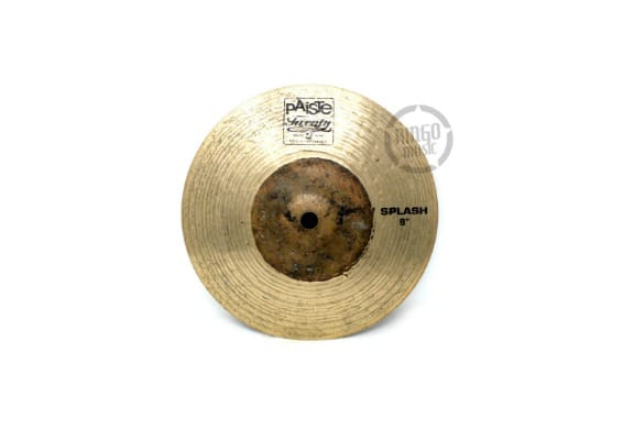 paiste twenty splash 8 cymbal piatto