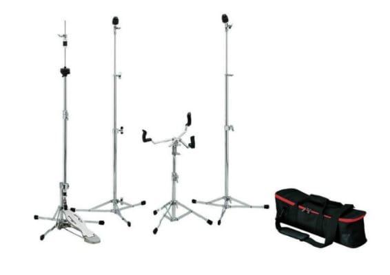 tama hardware set the classic stand hc4fb HC52F HS50S hi hat HH55F SBH01 bag cymbal stand asta piatto snare stand reggirullante