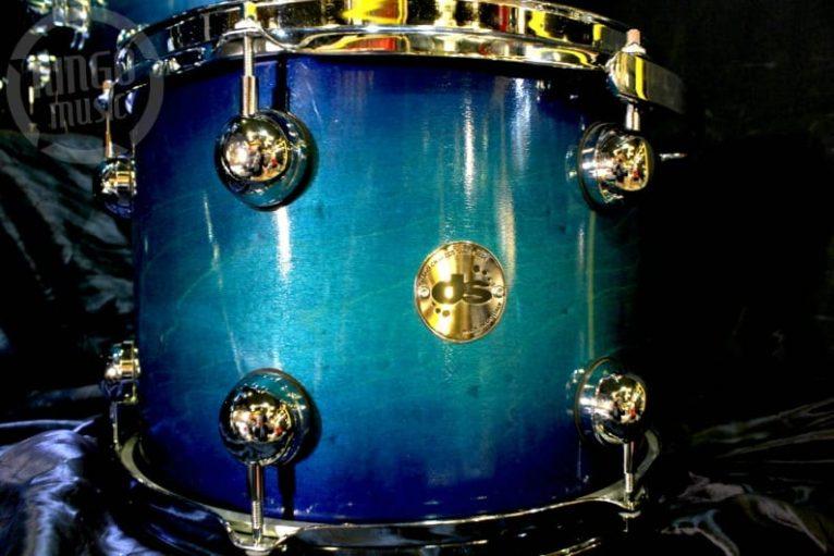 Ds DrumSound Evolution 2.0 Drum Sound drums batteria maple mahogany acero mogano azure double wet