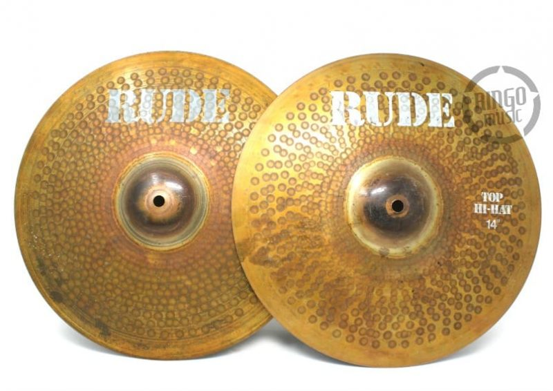 Paiste Rude Hi-Hat 14 cymbal cymbals piatto