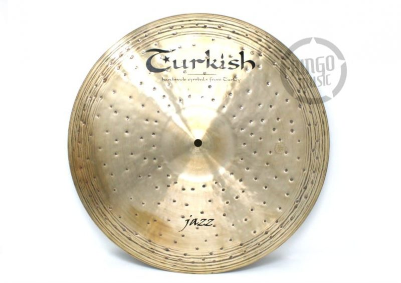Turkish Jazz Crash 18 piatto cymbal