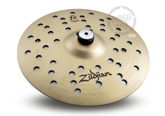 Zildjian FX Stack Hi-hat 12 cymbal effect piatto cymbolt pair stacks FXS12