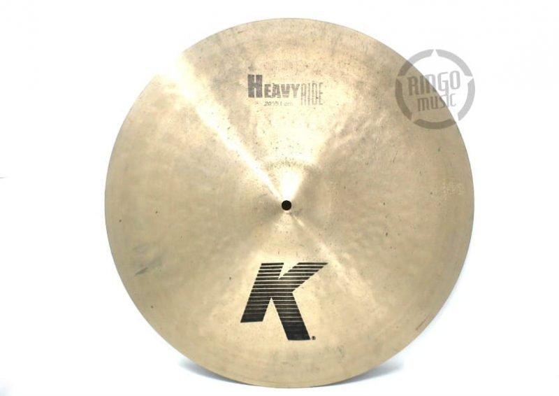Zildjian K Heavy Ride 20 Cymbal Piatto