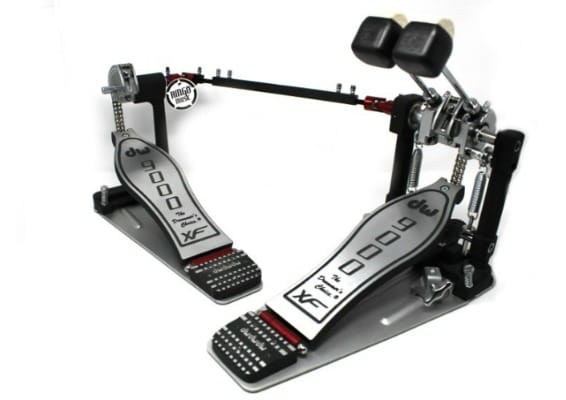DW9002XF XF 9002 Longboard Long Board DW Drum Workshop Double Bass Pedal Doppio Pedale Cassa Batteria