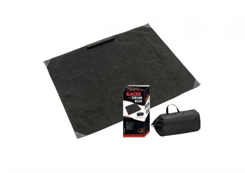 Kaces Tappeto Batteria Drum Rug Carpet AKCP-5