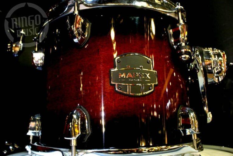 Mapex Saturn IV Maple Walnut SNM628X CL Merlot Burst Drum Drums Batteria Drumset Acero Noce