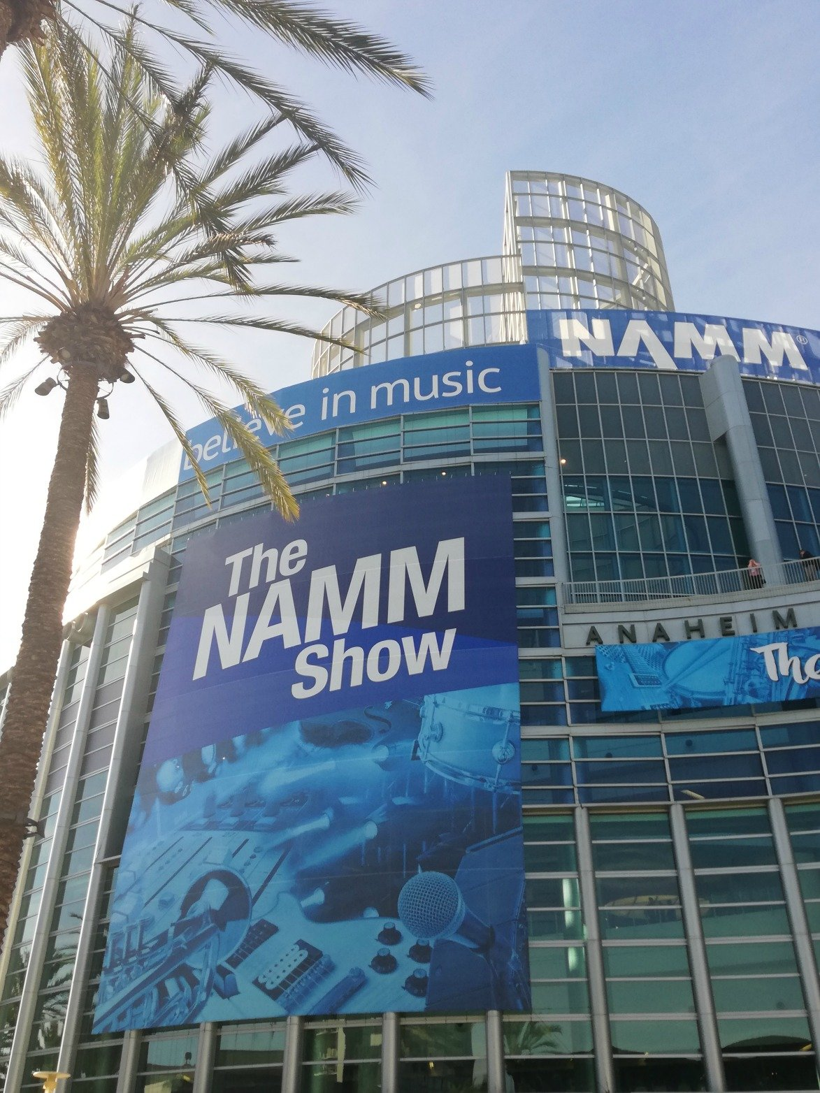 Namm Show 2019 Anaheim California Musical Instruments Industry Exhibition Believe in Music RingoMusic Live Report