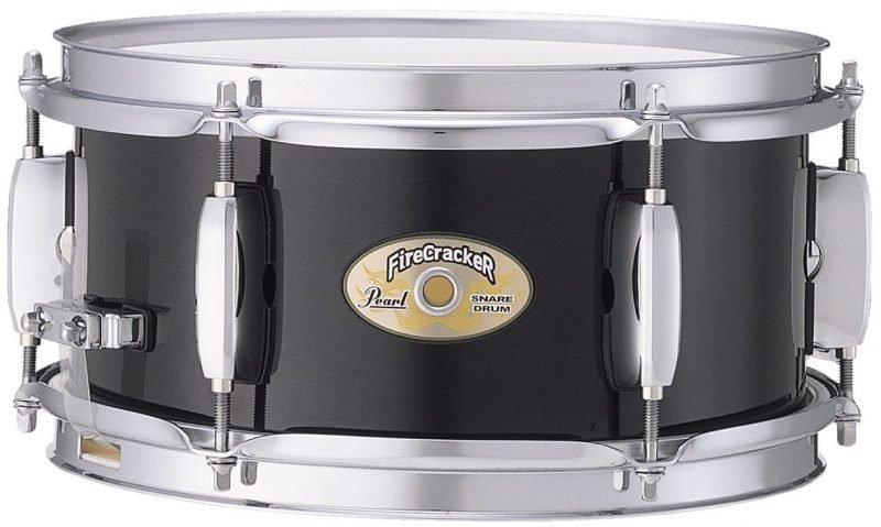 Pearl Firecracker 10x5 FCP1050 Black Gold Sparkle Drum Snaredrum Rullante