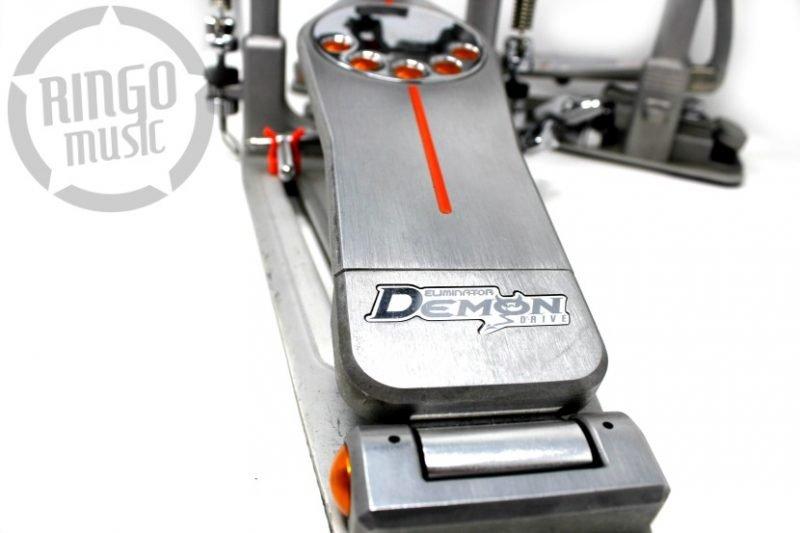 Pearl P-3002D Demon Drive Direct Drive P3002D 3002 Drum Drums Drumset Double Pedal Doppio Pedale Cassa