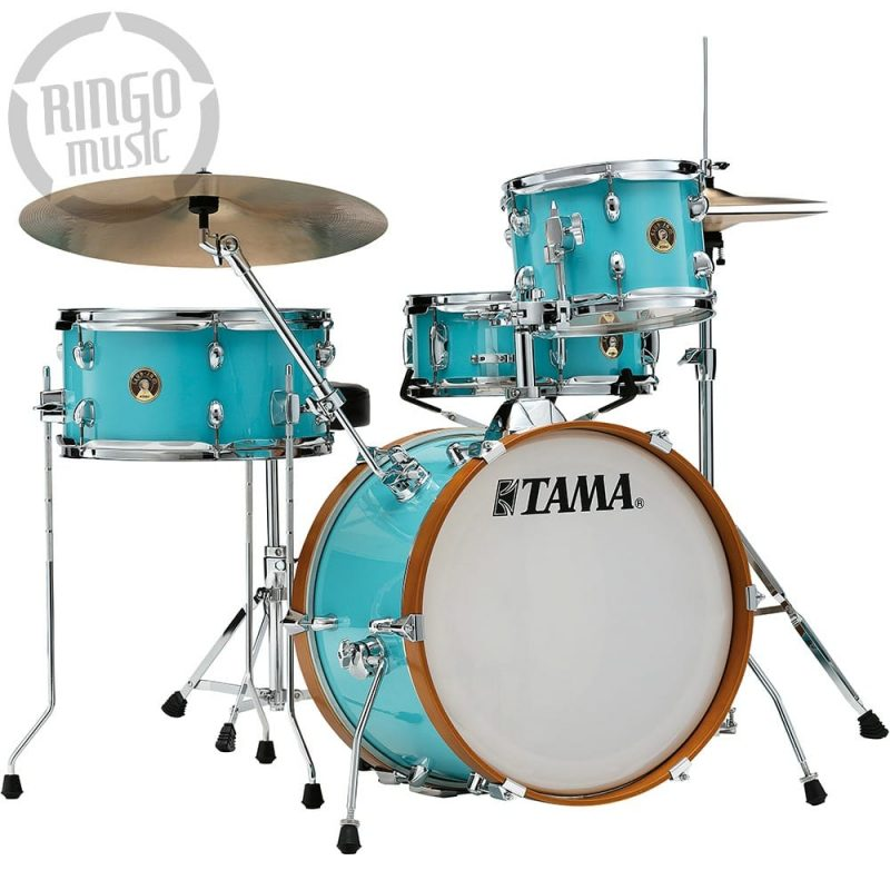 Tama Club Jam LJK48S-AQB Aqua Blue Drum Drums Drumset Batteria