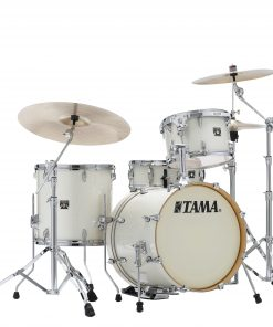 Tama Superstar Classic Maple CK48S-VWS shell kit Vintage White Sparkle drum drums