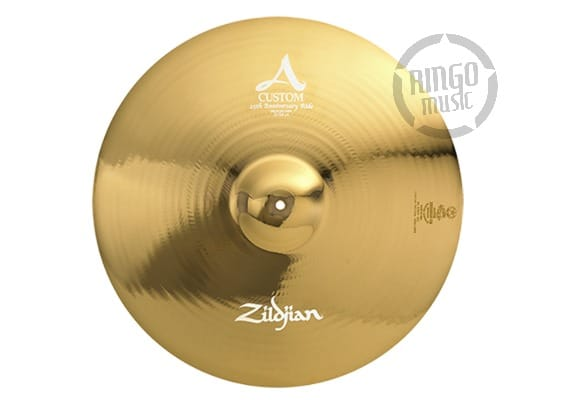 "Zildjian A Custom Ride 23"" 25th Anniversary Limited Edition"
