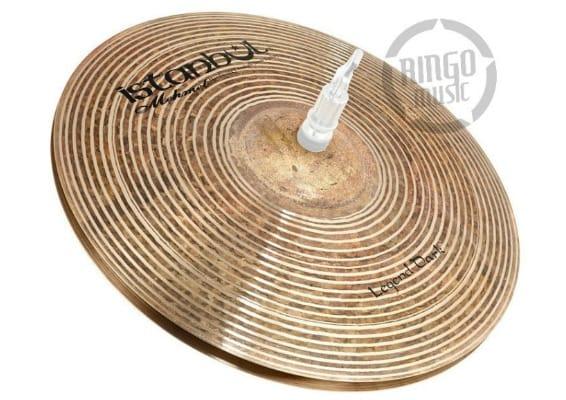 Istanbul Mehmet Legend Dark Hi-Hat 14 piatto cymbal cymbals