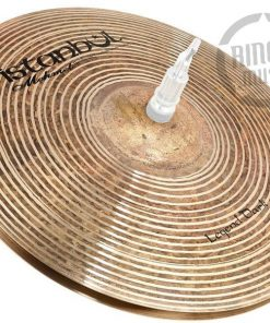 Istanbul Mehmet Legend Dark Hi-Hat piatto cymbal cymbals