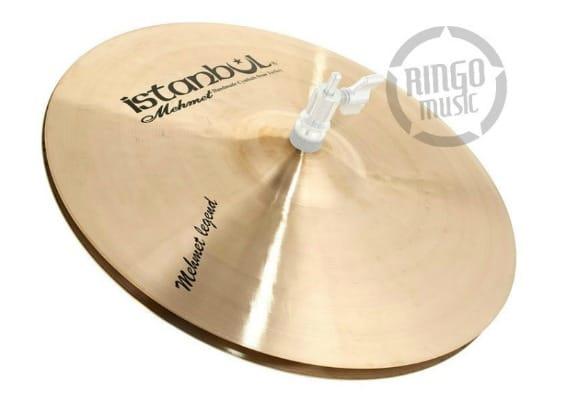 Istanbul Mehmet Legend Hi-hat piatto cymbal cymbals