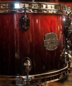 "Mapex Saturn V Exotic 22"" SV529XEBKLE Maple Walnut Cherry Mist Maple Burl KLE batteria drumset drums drum"