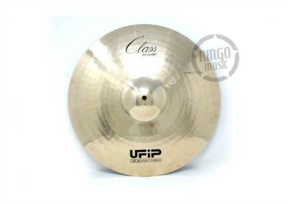 Ufip Piatti Selezionati Ex-demo Crash Bionic Class Brilliant Experience Natural Rough piatto cymbal cymbals