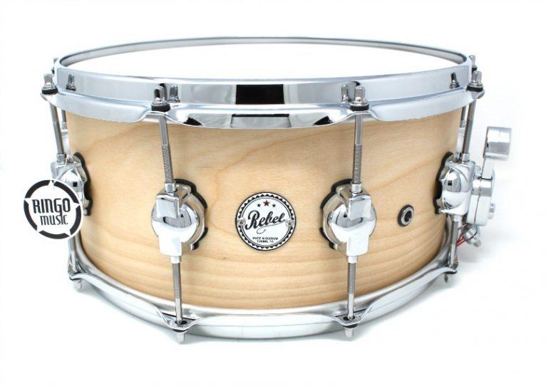 DS DrumSound Rebel Super Nature All Birch Snare Rullante Drum Sound Drums