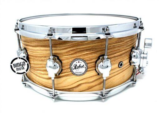 DS DrumSound Rebel Super Nature All Olive Ash Snare Rullante Drum Sound Drums