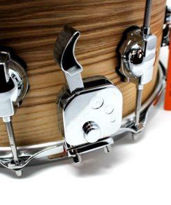 DS DrumSound Rebel Super Nature Snare Rullante Drum Sound Drums Satin Hardware