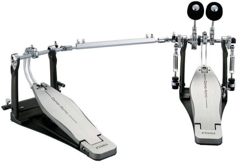 Tama Dyna-Sync Singolo Doppio Pedale Cassa HPDS1TW HPDS1 Double Single Bass Pedal Dyna Sync Direct Drive