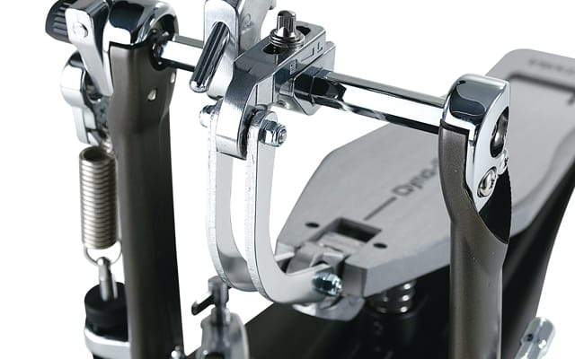 Tama Dyna-Sync Singolo Doppio Pedale Cassa HPDS1TW HPDS1 Double Single Bass Pedal Dyna Sync Direct Drive Dual Linkage