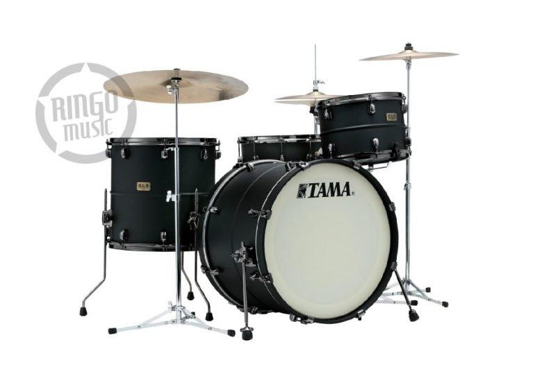 Tama S.L.P. Big Black Steel Set LST32TZBS Drum Drums Drumset Kit Batteria SLP