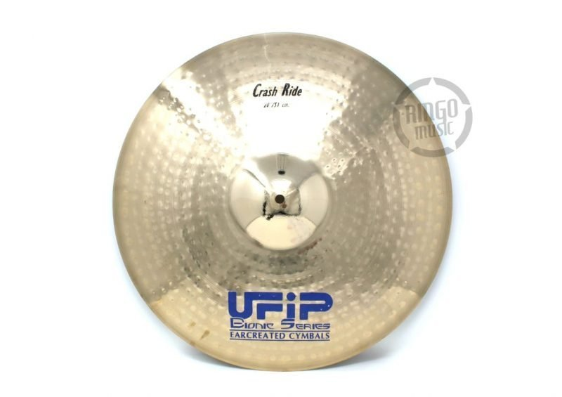Ufip Bionic Series Crash Ride 20 Piatto Cymbal