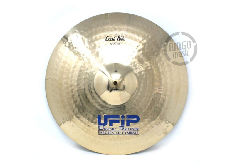 Ufip Bionic Series Crash Ride 21 Piatto Cymbal