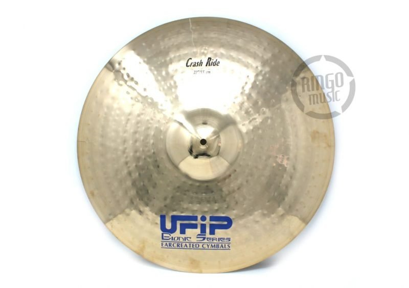Ufip Bionic Series Crash Ride 22 Piatto Cymbal