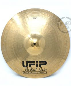 Ufip Class Brilliant Series Crash 17 Piatto Cymbal