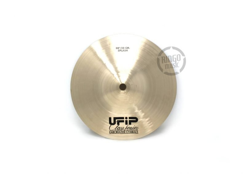 Ufip Class Series Heavy Splash 8 Piatto Cymbal