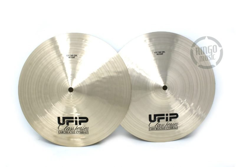 Ufip Class Series Light Hi-hat 12 Piatto Cymbal