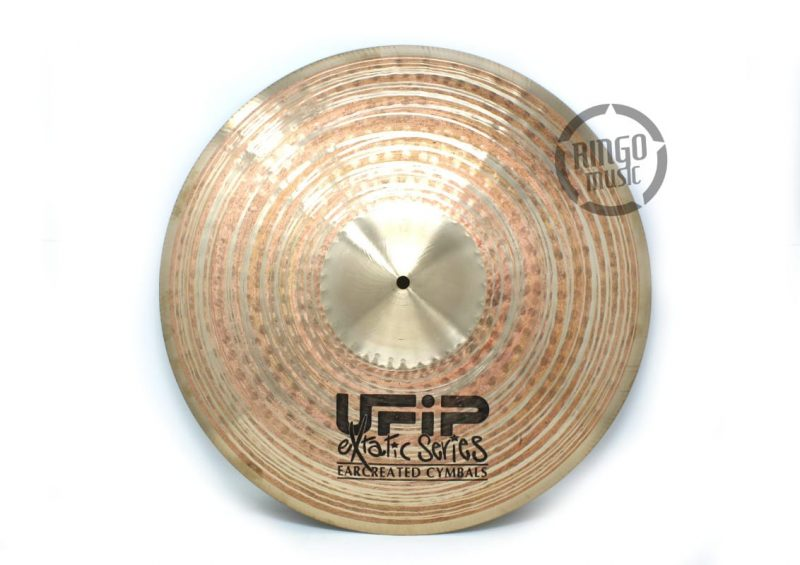 Ufip Extatic Series Crash 20 Piatto Cymbal